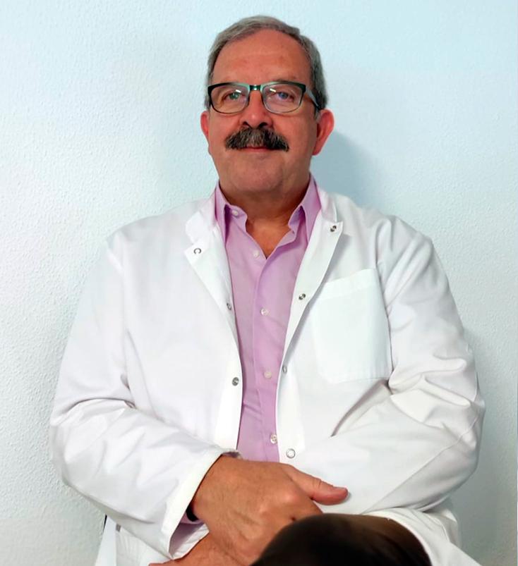 El nutricionista Josep Juanola